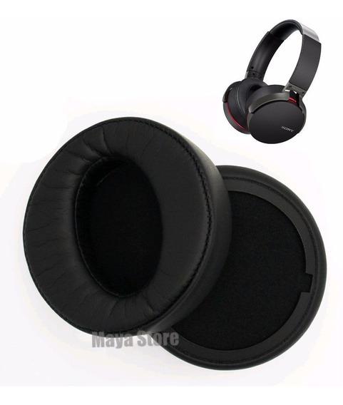 Almofadas Reposição Sony Mdr-xb950bt Xb950b1 Xb950n1