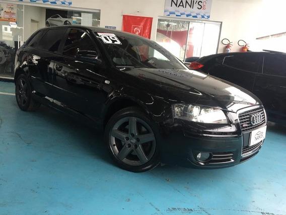 Audi A3 2.0 Tfsi Sportback 16v Gasolina 4p S-tronic