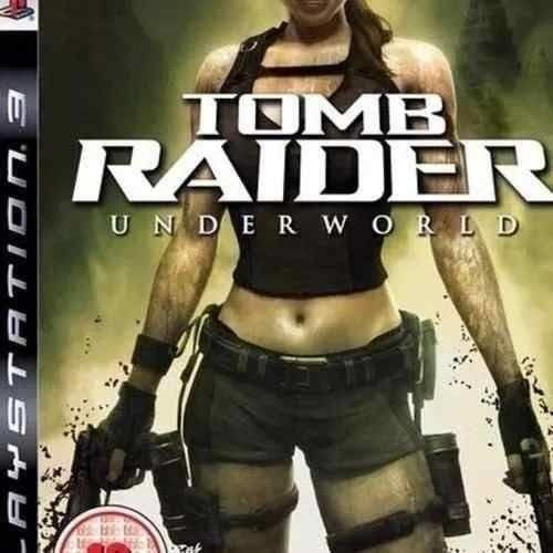 Tomb Raider Underworld Ps3 Playstation 3 Jogo
