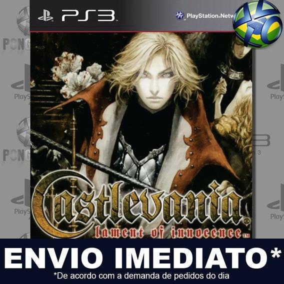 Castlevania Lament Of Innocence Ps3 Psn Jogo Em Promoção