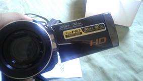 Filmadora 16 Mega Full Hd Ate 32gb Hddv Smartcam