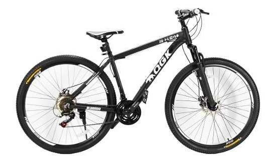 Bicicleta Qgk Aro 29 Freio À Disco Shimano 21 Marchas -