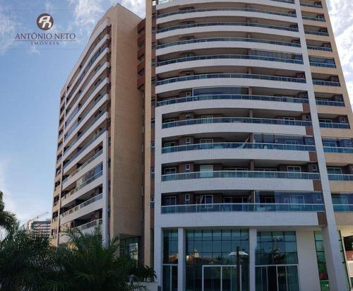 Imagem 1 de 30 de Apartamento À Venda, 112 M² Por R$ 890.000,00 - Guararapes - Fortaleza/ce - Ap0285