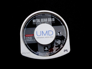 ¡¡¡ Metal Gear Solid Portable Ops Plus Para Psp !!!
