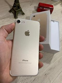 iPhone 7 32gb Gold Semi-novo 12x