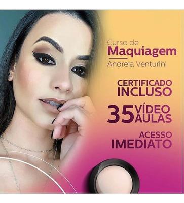 Curso De Maquiagem Online Via Link.
