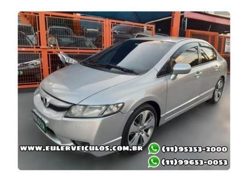 Imagem 1 de 9 de Civic Sedan Lxs 1.8/1.8 Flex 16v Aut. 4p