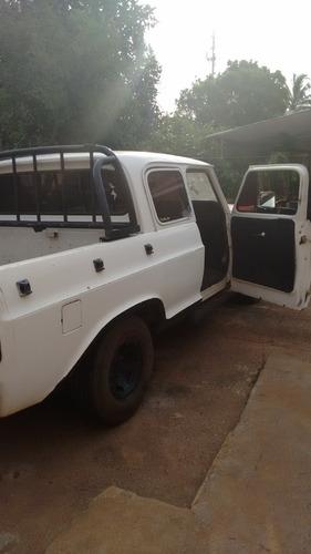 Imagem 1 de 7 de Chevrolet D10 Cab Dupla
