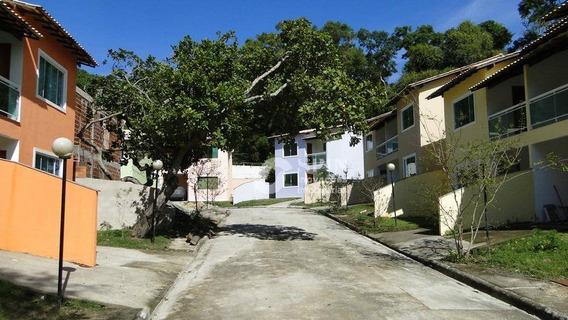 Casa Residencial À Venda, Várzea Das Moças, Niterói. - Ca0124