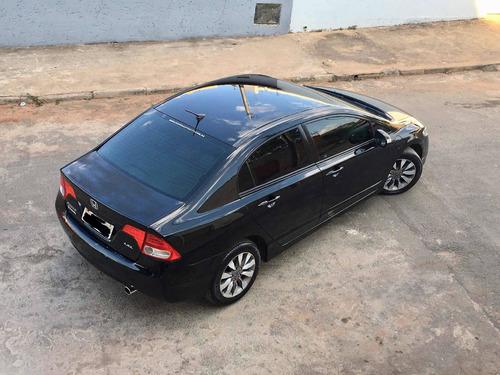 Imagem 1 de 10 de Honda Civic 2010 1.8 Lxl Flex 4p