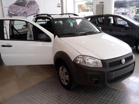 Fiat Strada Working Cabina Doble-anticipo $50.000 Y Cuotas