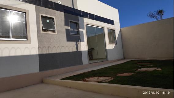 Casa 3 E 2 Qts Com Suite Em Igarape Grande Bh