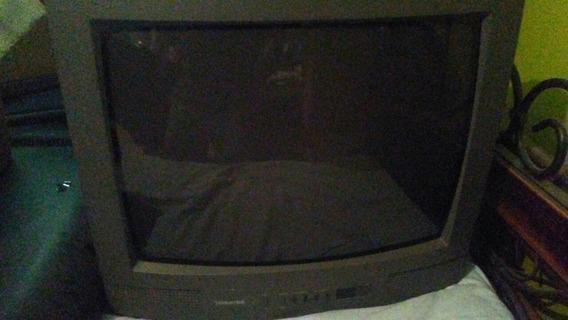 Tv Convencional Toshiba 21 Precio En La Publicacion