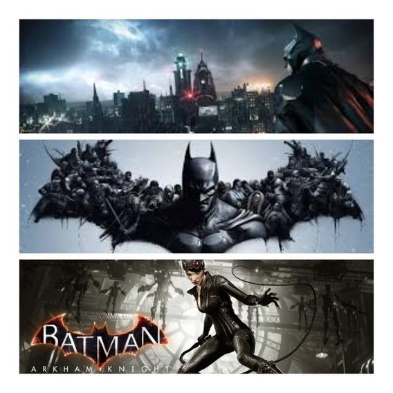 Batman: Arkham Knight Premium Edition 34 Dlcs Pc