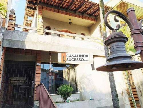 Sobrado Com 3 Dormitórios, 418 M² - Venda Por R$ 2.500.000,00 Ou Aluguel Por R$ 8.000,00/mês - Carrão - São Paulo/sp - So1082