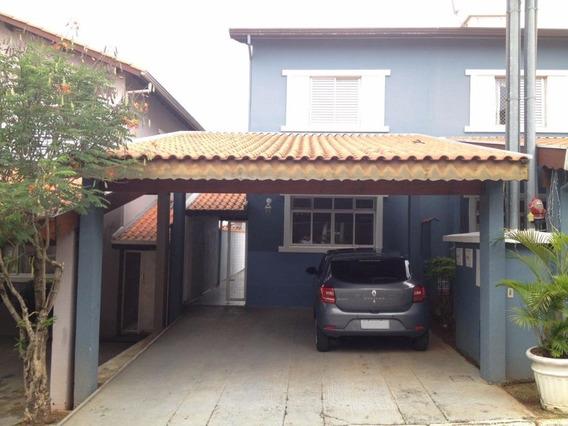 Casa Residencial À Venda, Condomínio, Jardim Martins, Jundiaí - Ca0816. - Ca0816