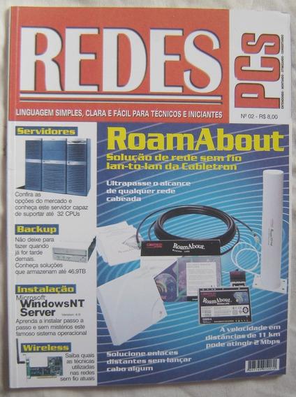 Revista Redes Pcs - Nº 02 - Roamabout.