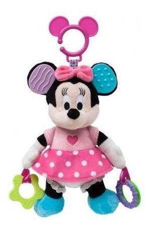 Ursinho Pelúcia Minnie Atividades Buba Baby 6732