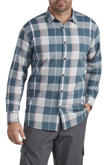 Camisa Moda Dickies Wl526 Swuc 100%algodon