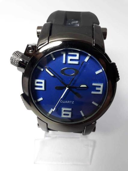 Kit 2 Relógios Oakley + Caixa Personalizada