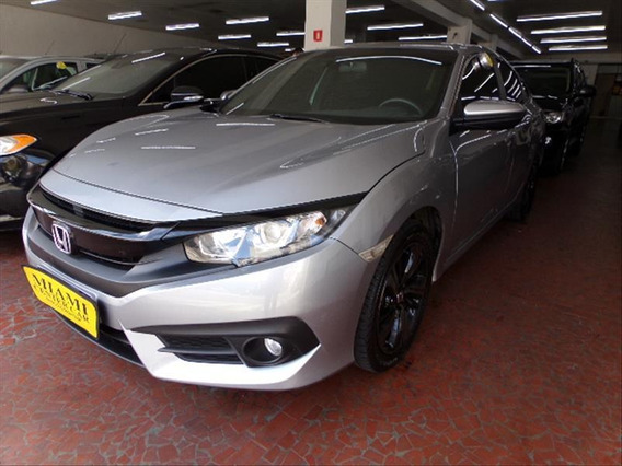 Honda Civic 2.0 Sedan Sport 2.0 Flex 16v Automatico 4p