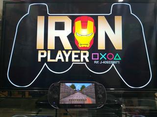 Playstation Vita- Ps Vita Chipeado Con 2 Juegos Tiend Física