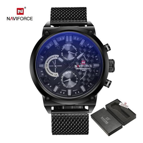 Relógio Masculino Naviforce 9168