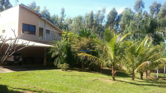 Sítio Rural À Venda, Zona Rural, Cedral. - Si0010