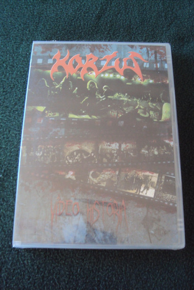 Korzus - Video History - Dvd