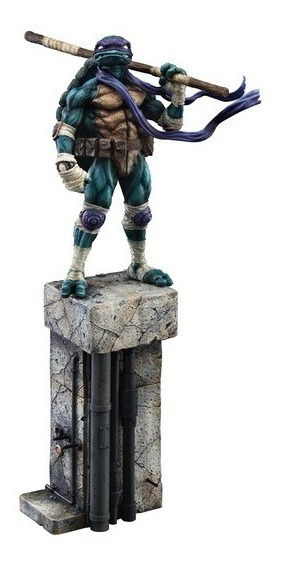 Donatello - As Tartarugas Ninja / Anime Figure / 33cm!!!