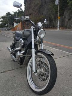 Honda Shadow 600 Vlx