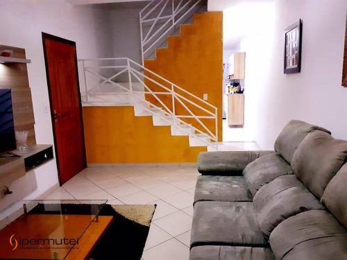 Imagem 1 de 14 de Casa Com 3 Dormitórios À Venda- Vila D'este - Cotia/sp - Ca0120