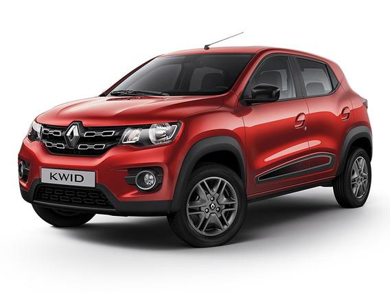 Renault Kwid Zen 2019 0km Bordo Contado/financiado/permuta.