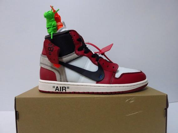 Air Jordan 1 Off White Chicago Aj