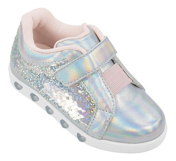 Tênis Led Infantil Pampili Sneaker Luz