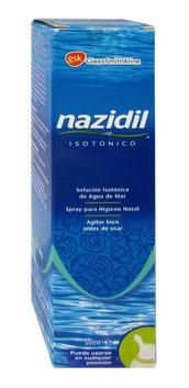 Nazidil Isotonico Solucion Spray X 50ml