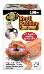 Zoomed Repti Basking Spot Lamp 100w Sl-100