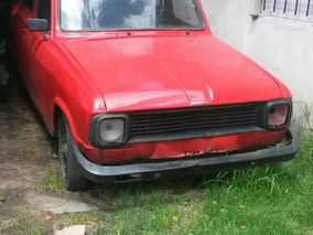 Renault R6 1980