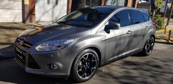 Ford Focus Iii Titanium Powershift 2014