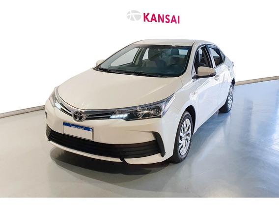 Toyota Corolla Xli Mt 2018