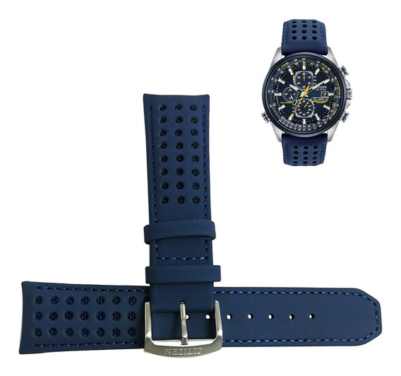 Refaccion Correa 23 Mm Citizen Blue Angels At8020-03l