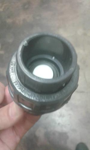 Válvula Check Plasticas De 1-1/2 Para Pegar