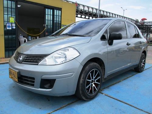 Nissan Tiida 1800cc Mt Aa
