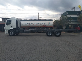 Volvo Vm 260 6x2r - Truck - Chassis - Ano 2006/2006