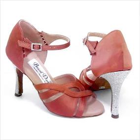 90bdf788db Sandalias Para Dançar Sertanejo - Sapatos Marrom no Mercado Livre Brasil