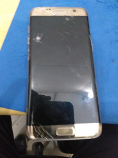 Smartphone Samsung Galaxy S7 Edge Sm-g935 32gb Quadrado