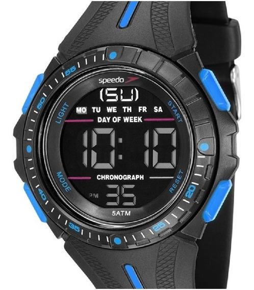 Relógio Speedo Masculino Esportivo Digital 81162goevnp3