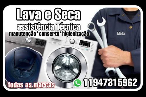 Imagem 1 de 4 de Assistência Técnica Máquina Lava E Seca