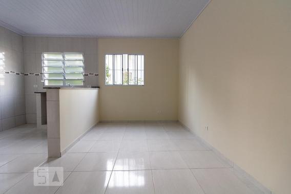 Casa Para Aluguel - Jaguaré, 1 Quarto, 40 - 893116524