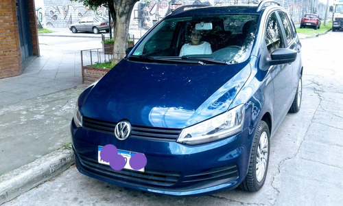 Volkswagen Suran 1.6 Comfortline 101cv 2018 /   Gnc 60